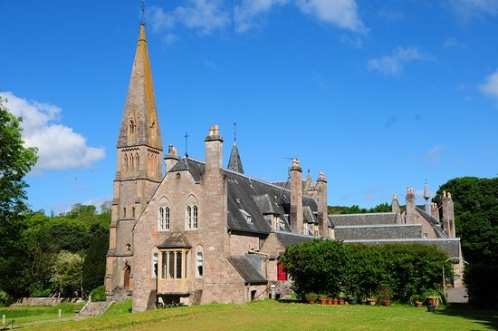 The Cathedral of the Isles, Isle of Cumbrae